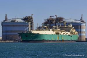 Photo of LNG ONDO ship