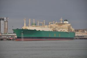 Photo of LNG IMO ship