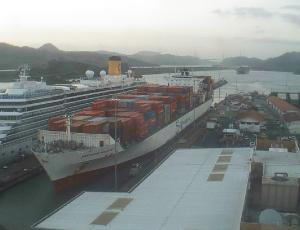 Photo of SAFMARINE MULANJE ship