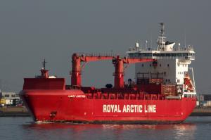 Photo of MARY ARCTICA ship