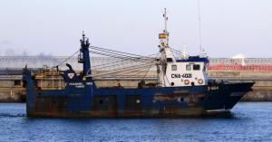 Photo of PESCABONA CINCO ship