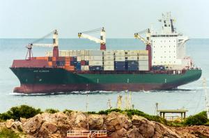 Photo of VICTORIA SCHULTE ship