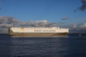 Photo of HOEGH DETROIT ship