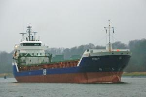Photo of FRIEDA ship
