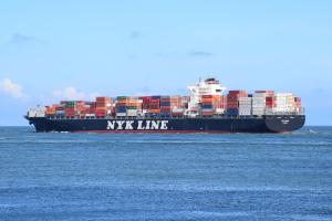 Photo of NYK VESTA ship