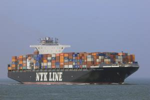 Photo of NYK OCEANUS ship
