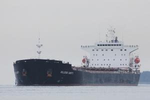 Photo of MV IOLCOS UNITY ship