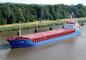 Photo of RODAU ship