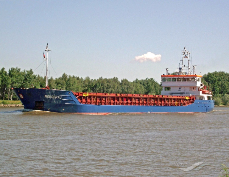 NORDERAU (MMSI: 304779000) ; Place: Kiel_Canal/ Germany