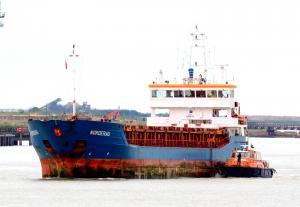 Photo of NORDERAU ship