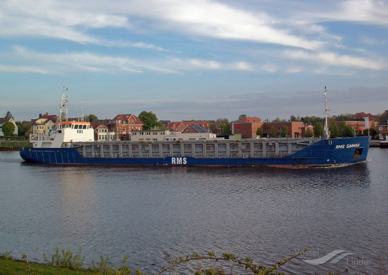 RMS SAIMAA (MMSI: 304832000) ; Place: Kiel_Canal/ Germany
