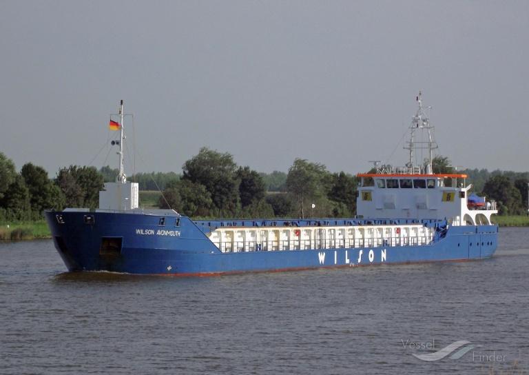 WILSON AVONMOUTH (MMSI: 248367000) ; Place: Kiel_Canal