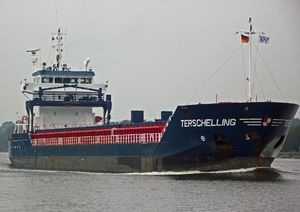 Photo of TERSCHELLING ship