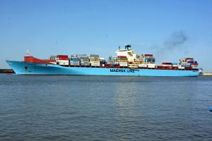 Photo of MAERSK BROOKLYN ship