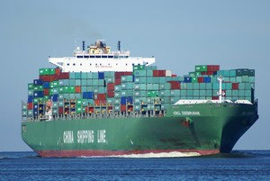 Photo of CSCL ZEEBRUGGE ship