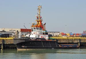 Photo of UNION EMERALD ship