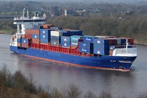 Photo of ELAN ship