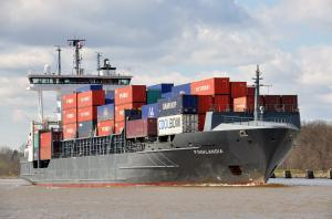 Photo of X PRESS SHANNON ship
