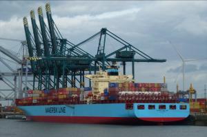 Photo of MAERSK SELETAR ship