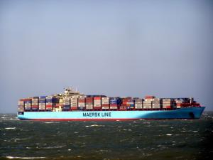 Photo of MAERSK SENTOSA ship