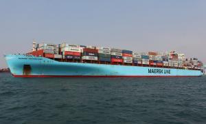 Photo of MAERSK SERANGOON ship