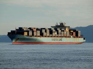 Photo of MAERSK SEMBAWANG ship
