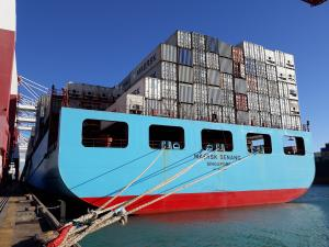 Photo of MAERSK SENANG ship