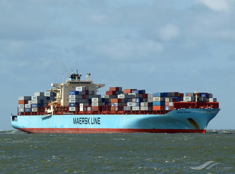 MAERSK SENANG photo