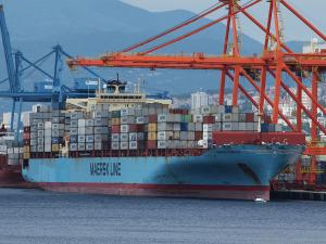 Photo of MAERSK SEMAKAU ship