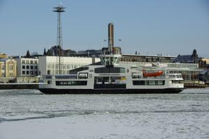 Photo of SUOMENLINNA II ship