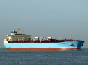 Photo of MAERSK PROMISE ship