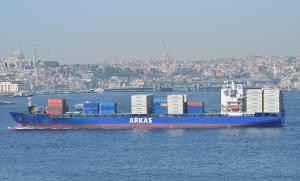 Photo of SASKIA A ship