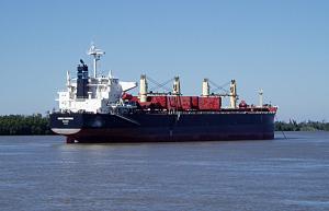 Photo of GENCO WARRIOR ship