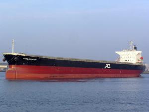 Photo of DOUBLE PROSPERITY ship