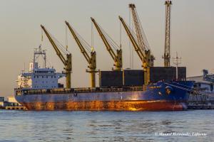 vessel photo CALM BAY