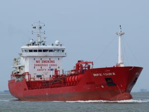 Photo of KEY FJORD ship