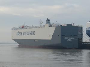 Photo of HOEGH BANGKOK ship