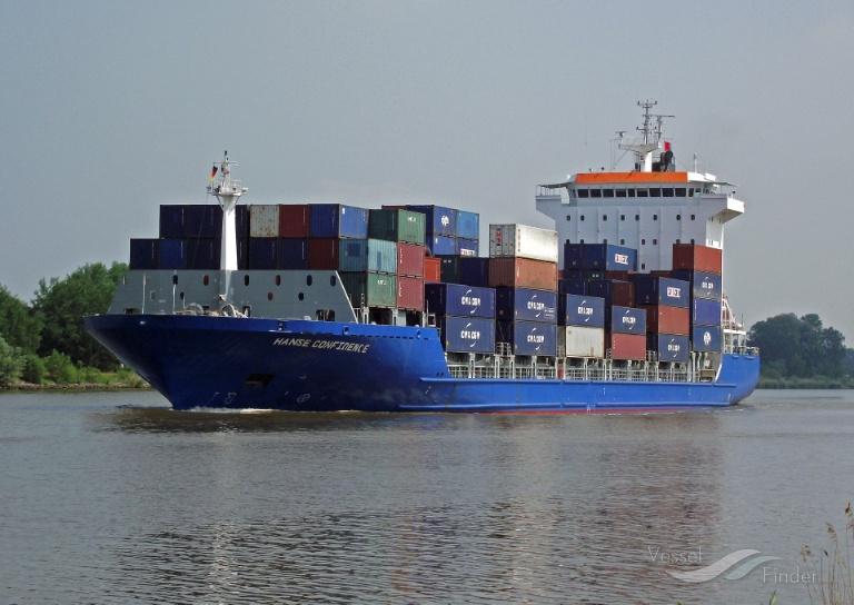 E.R AUCKLAND (MMSI: 636092740) ; Place: Kiel_Canal/ Germany