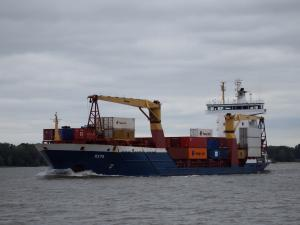 Photo of RITA ship