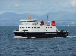 Photo of BUTE ship