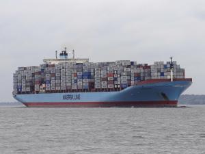 Photo of GJERTRUD MAERSK ship