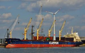 Photo of CLIPPER TARGET ship