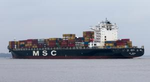Photo of MSC GENEVA ship
