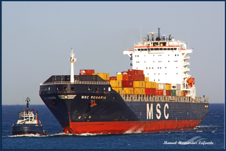 MSC ROSARIA photo