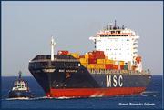 MSC ROSARIA (MMSI: 372737000)