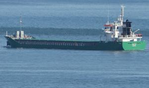 Photo of AMUESA ship