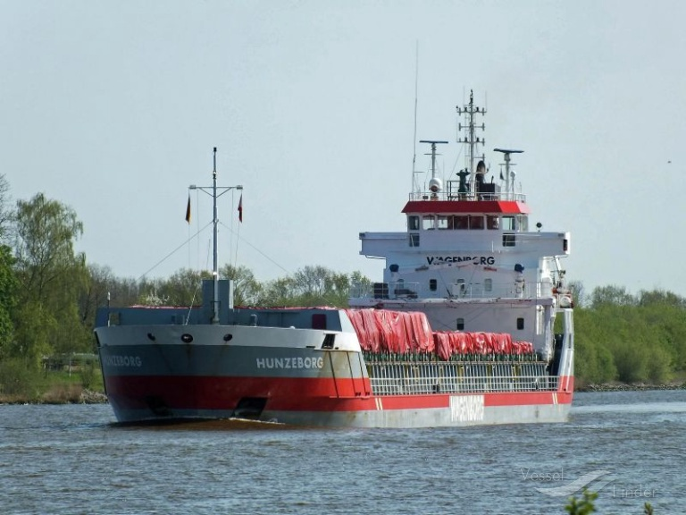 STAVFJORD (MMSI: 244140000) ; Place: Kiel_Canal, Germany