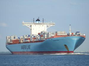 Photo of ELEONORA MAERSK ship