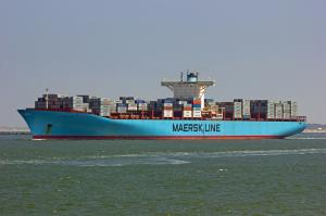 Photo of EDITH MAERSK ship