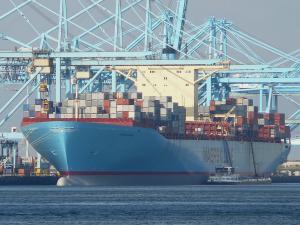Photo of EUGEN MAERSK ship